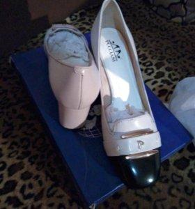 Туфли.38 размер