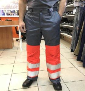 Рабочие Зимние теплые штаны Berendsen