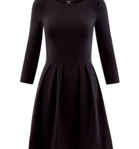 Маленькое чёрное платье Oodji :)