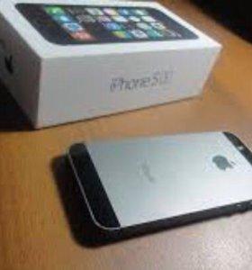 Apple 5s 16Gb чёрный