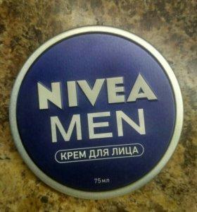 Новый крем Nivea men
