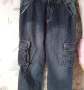 Мужские джинсы .