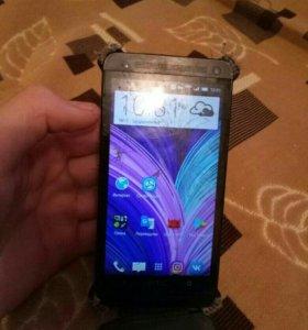 HTC & tele2