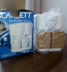 Кофе варка Skarlett