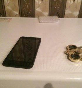 Спиннер и телефон