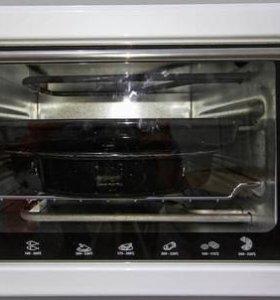 Духовка электрическая 37л DELTA D-022 с ТЕНом