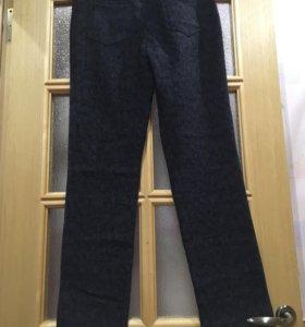 Красивые штаны на флисе (48р)
