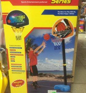 Игра баскетбол ( стойка)
