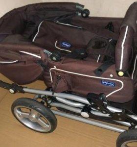 Детская коляска-трасформер Chicco Polar
