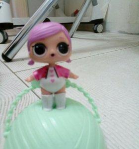Кукла лол. Оригинал.Обмен
