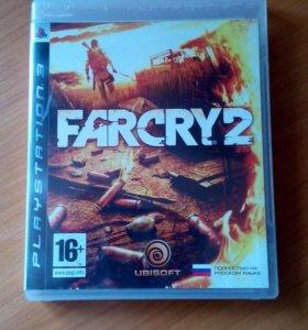 """Игра на ps3 """"FARCRY2"""""""