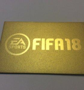 Игра FIFA18 Ronaldo Edition 3 000 бонусов