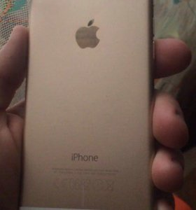 Apple iPhone 6 Gold на 64 гига