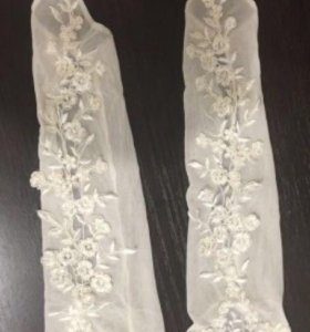 Нарукавник ( перчатки свадебные)