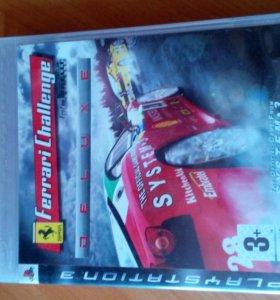 """Игра на ps3 """"Ferrari Challenge Deluxe"""""""