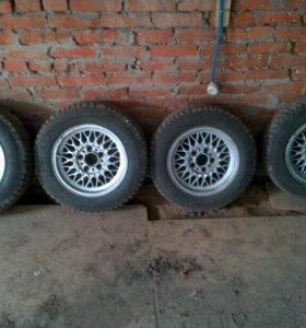 Продаю колеса от бмв. R-15