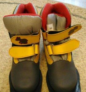 Ботинки для лыж