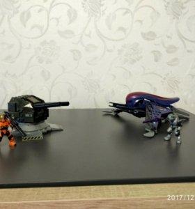 Halo от Mega Bloks