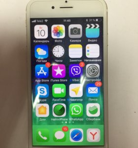 İPhone 6 16 GB Gold