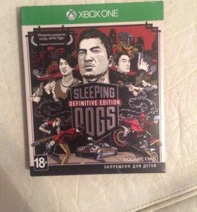 Геймпад для Xbox one + 3 игры