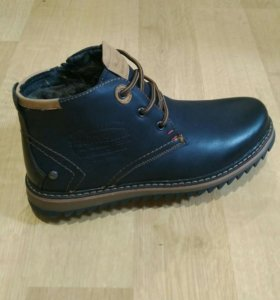 Ботинки тёплые 1800р