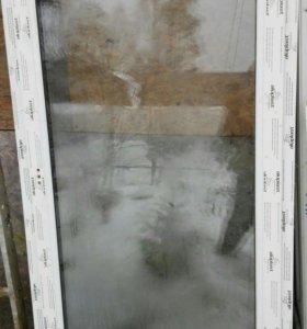 Окна, двери стеклопакет