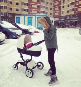 Детская коляска Mima Xari 2в1