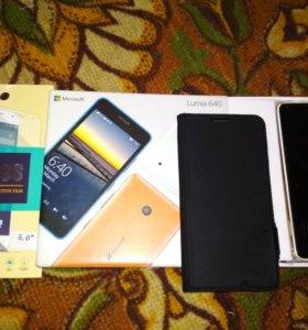Телефон lumia640