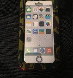 Защитный чехол на Apple 5s, SE