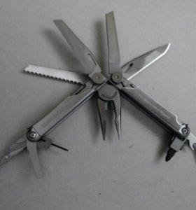 Нож туристический 10 функций
