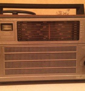 Selena B 215 радиоприёмник