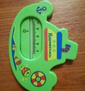 термометр для воды Курносики