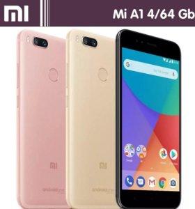 Xiaomi Mi A1 (Black, Gold) Global version