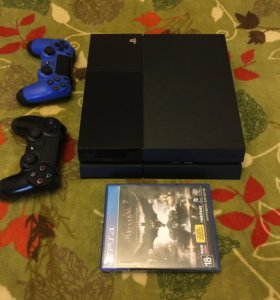 Продаю PS4 500GB