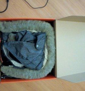 Зимний текстиль stokke winter kit