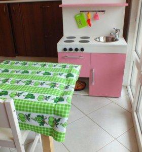 Детская кухня новая