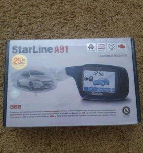 Сигналка StarLine A91
