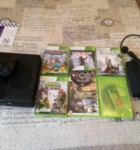 XBOX 360+Игры+GTA 5 в самой консоли