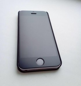 iPhone SE 128 gb space gray