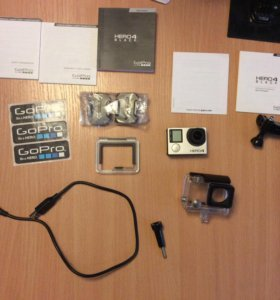 Продам GoPro hero 4 Black edition