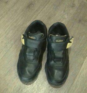 Ботинки-кроссовки мужские