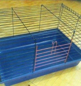 Клетка для животных, новая.
