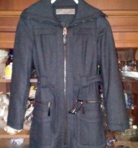 Пальто драп (шерсть)