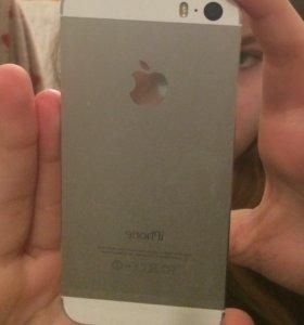 Айфон 5s серый 32гб обмен