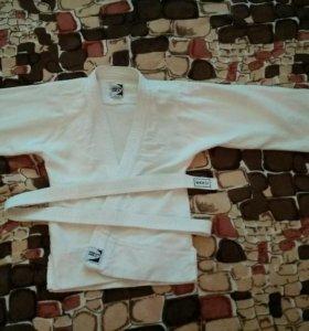 Кимоно для занятия вольной борьбой (самбо)