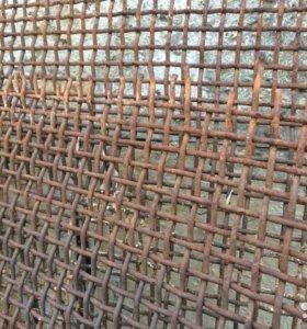 Сетка металлическая плетеная 3,05м * 1,65м
