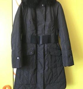Пальто-пуховик 48-50