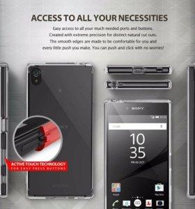 Чехол для Sony Xperia Z5 Премиум