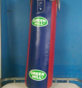 Боксерский мешок GREEN HILL