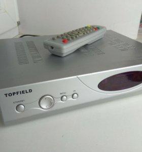 Спутниковый ресивер Topfield TF4000